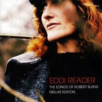 eddi reader burns album cover