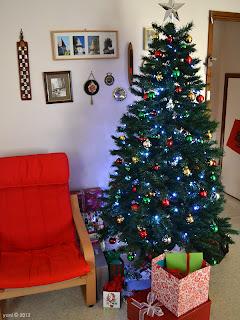 oh christmas tree 2012