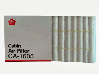 Cabin Air Filter - Filter AC Honda Jazz, City