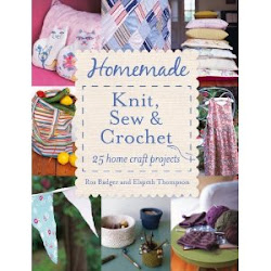 Homemade knit sew crochet