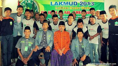 LAKMUD 2013 IPNU Trenggalek