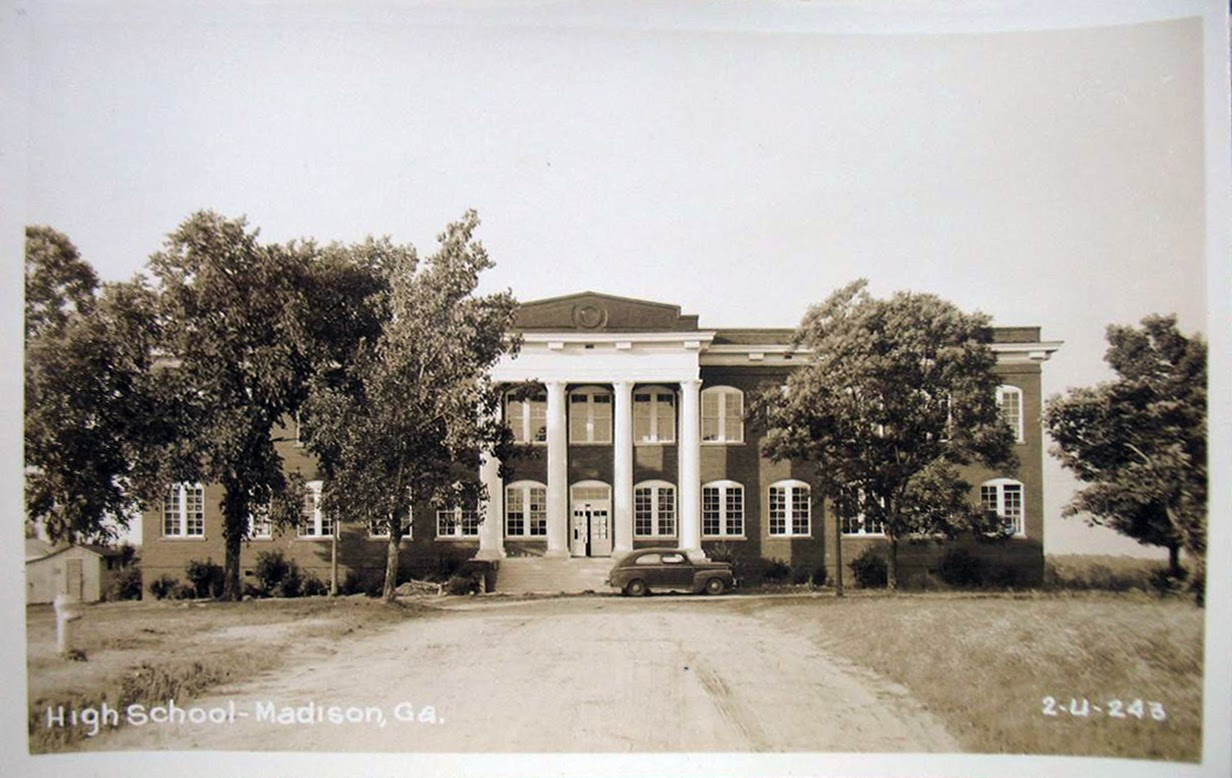 Visit Madison Georgia Morgan County