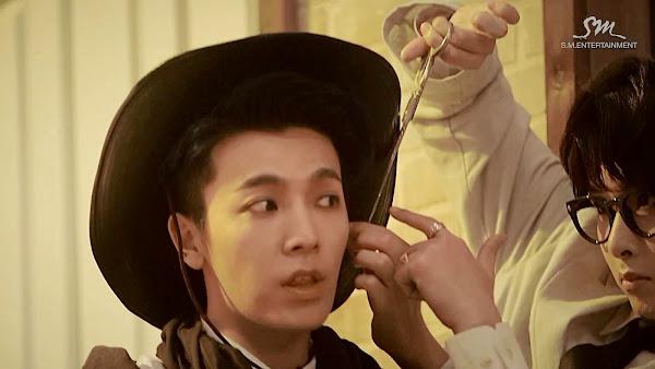 Donghae Mamacita Drama