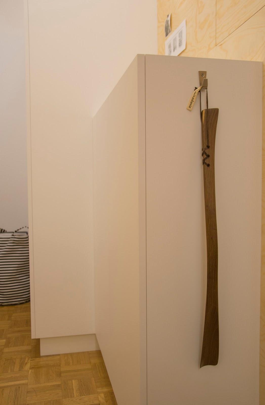 Mein daheim interior unser vorraum for Garderobe versteckt