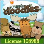 Scrappin Doodles License # 108988
