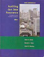 toko buku rahma: buku AUDITING DAN JASA ASSURANCE PENDEKATAN TERINTEGRASI JILILD 1 EDISI 12, pengarang alvin a. arens, penerbit erlangga