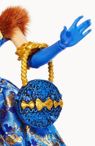 TOYS : JUGUETES - EVER AFTER HIGH   Thronecoming - Muñeca Blondie Lockes  Producto Oficial   Mattel BJH54   A partir de 6 años