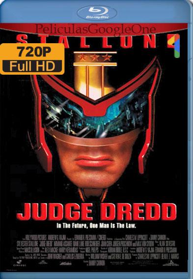 El Juez (1995) BDRip [720p] [Latino] [GoogleDrive]