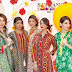 Bonanza Satrangi Lawn 2014 Spring Summer Collection