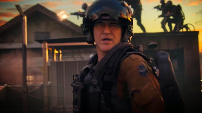 Call of Duty Advanced Warfare - Supremacy - Bruce Campbell