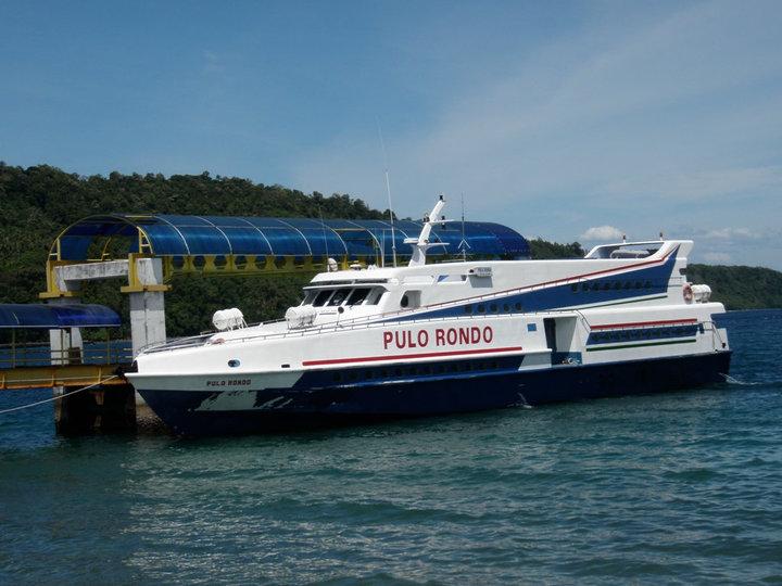 Paket Wisata Pulau Weh Sabang Jadwal Kapal Ferry Kapal Cepat