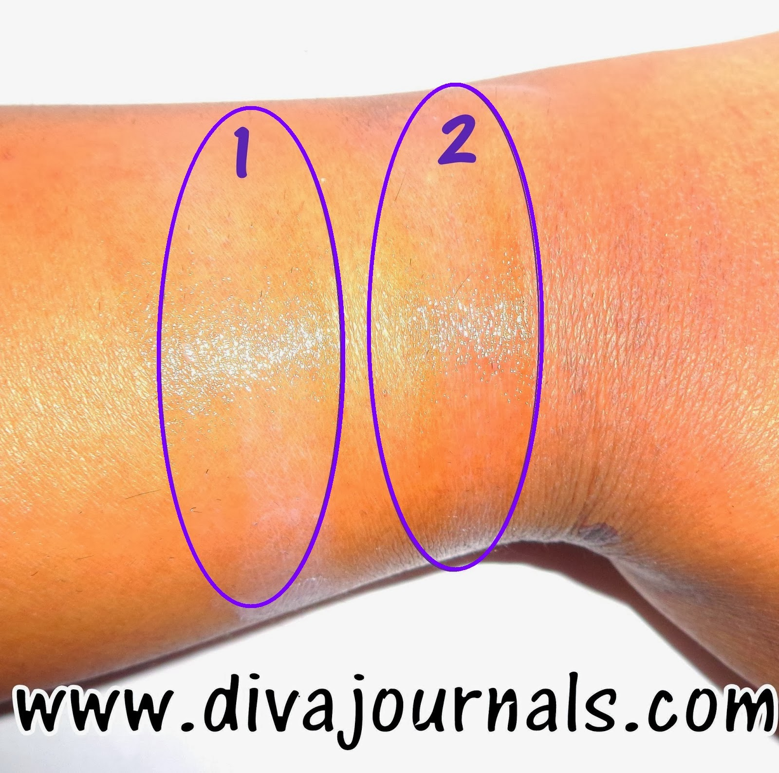 Nivea Lip Butter-Swatches, Review