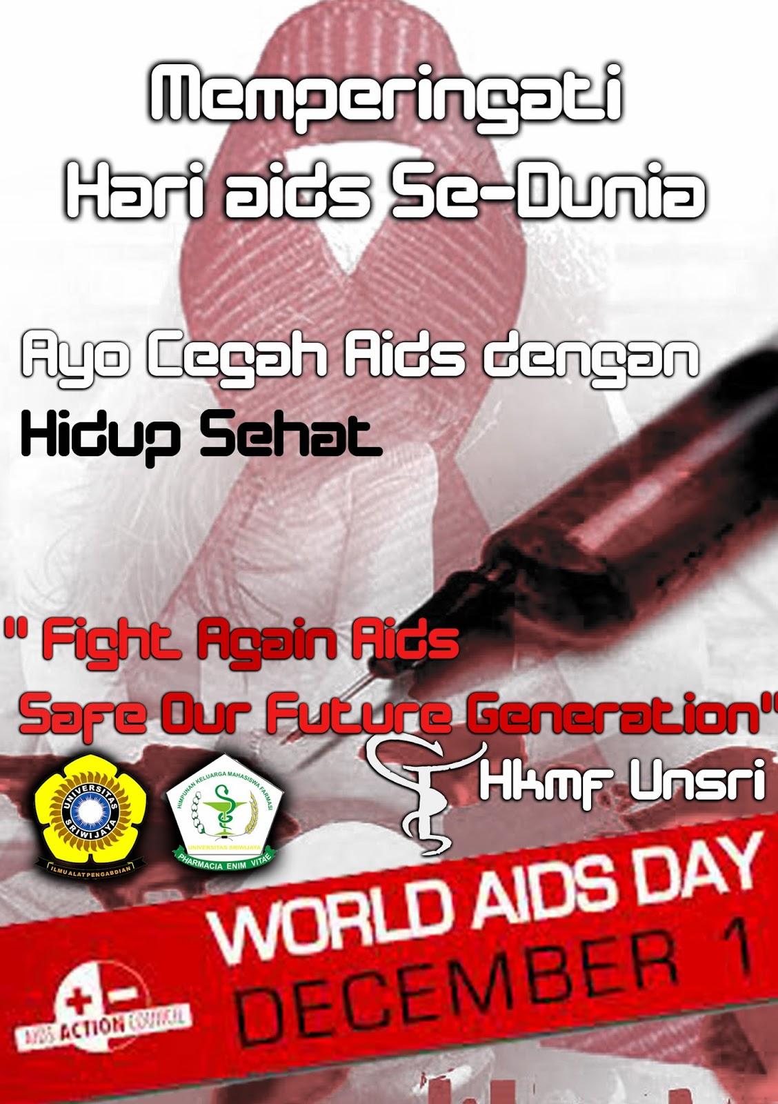 Poster Hari Aids Sedunia