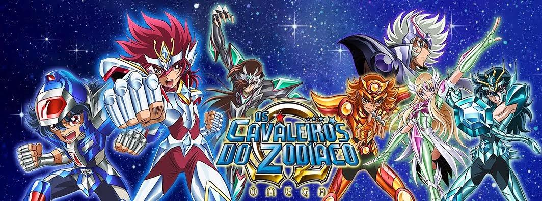 Os Cavaleiros do Zodíaco Ômega.