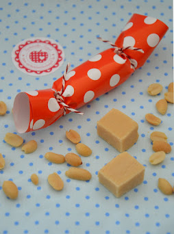 Leckere Erdnussbutter-Vanille Fudge