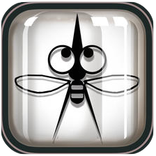 蚊を退治するアクションゲーム「蚊取フォーエバー」