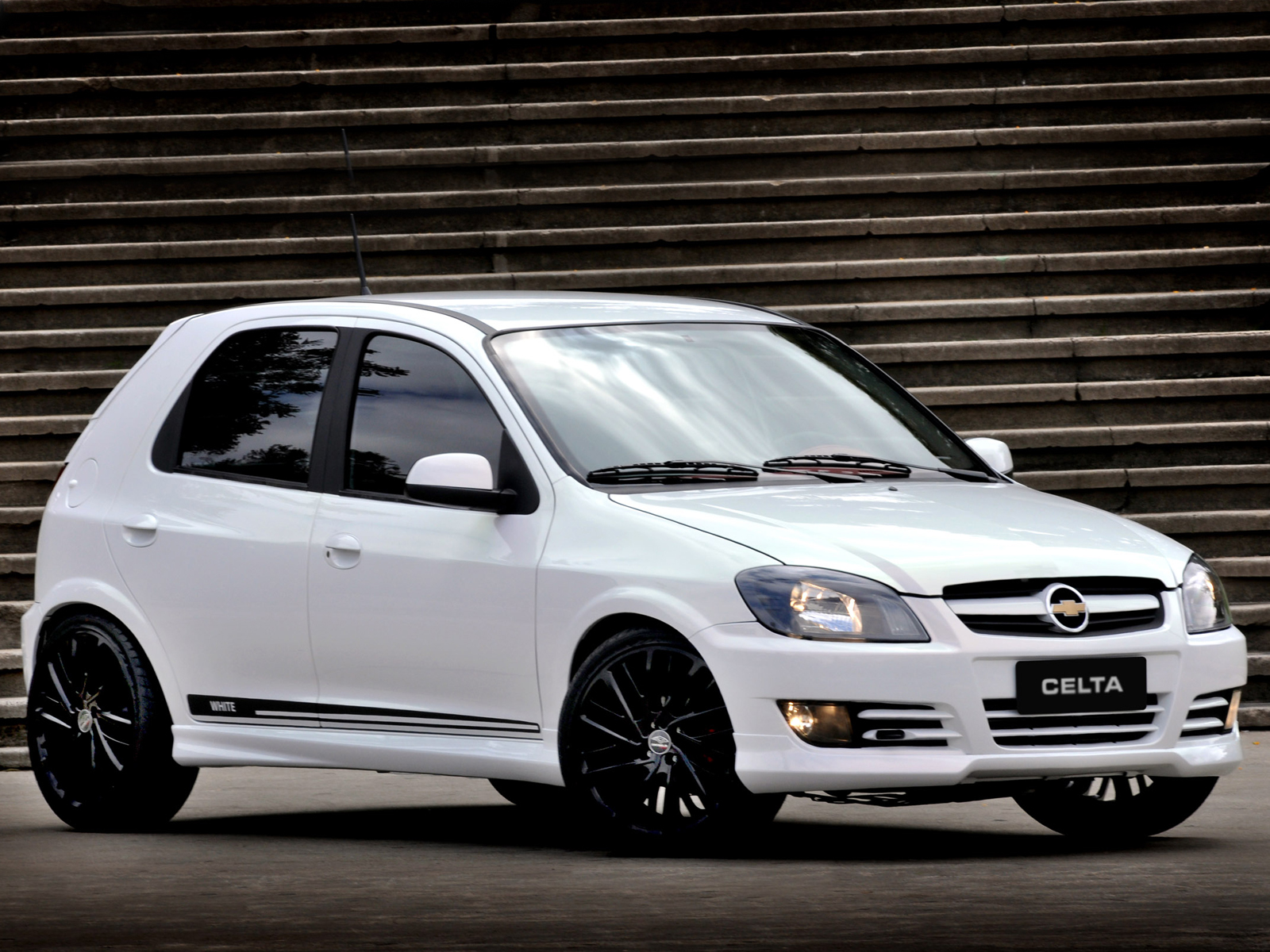 Chevrolet Celta Wallpapers Carros
