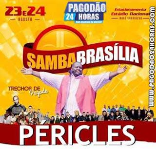 Péricles - Ao Vivo no Samba Brasília 2013