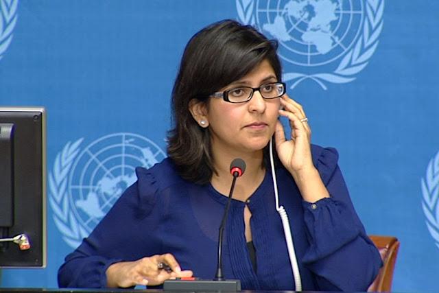 Mme Ravina Shamsadani
