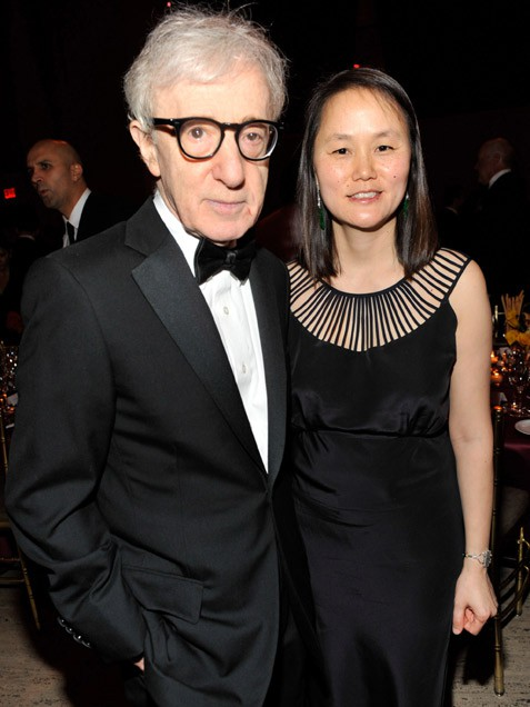 ... Celebrate, married Star - Woody Allen and Soon-Yi Previn - Global News