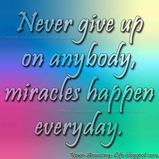 Do miracles still happen today essay