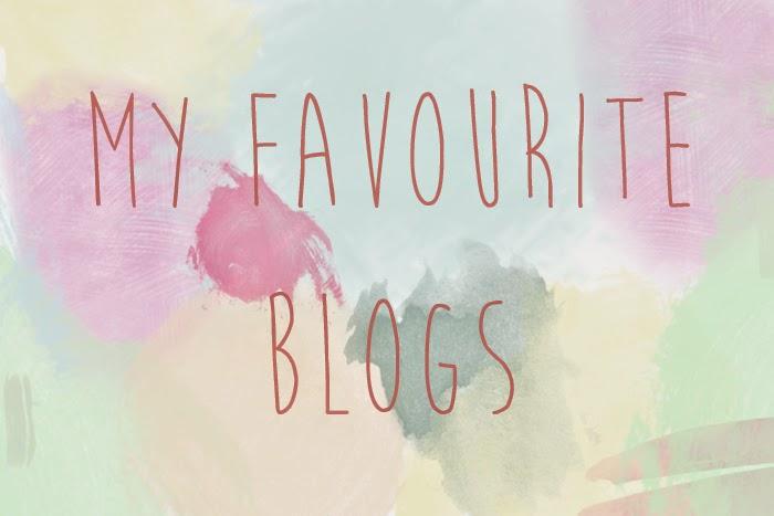 Moje obľúbené blogy II. (kozmetika)