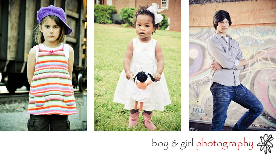 boy & girl photography