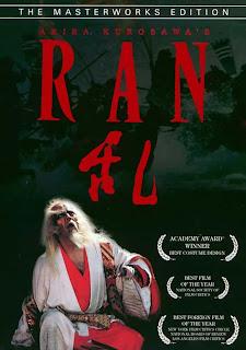 Ran (1985), Directed by Akira Kurosawa