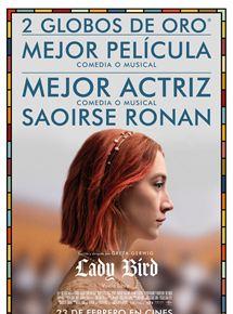 Afiche de Lady Bird