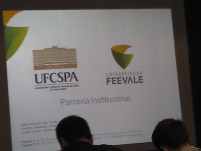 hora tecnologia parceria feevale ufcspa