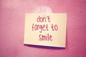 Não esqueça: - Sorriiiiiaaaa!!