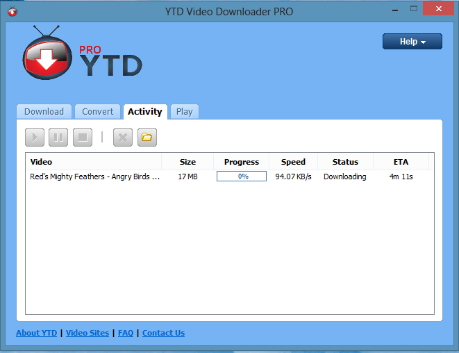 youtube downloader ytd 2013
