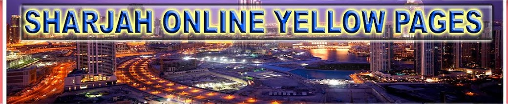 SHARJAH YELLOW PAGES, SHARJAH BUSINESS DIRECTORY