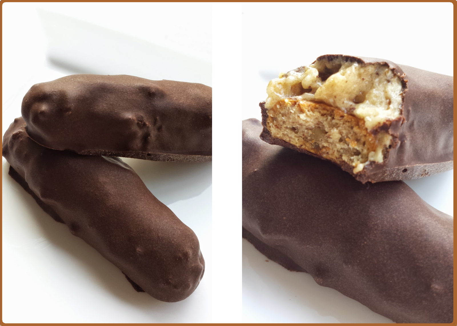Healthilicious Twix Bars - Guiltfree Twix, only the right one