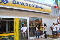 Ibitiara - Bandidos roubam banco e fazem reféns: