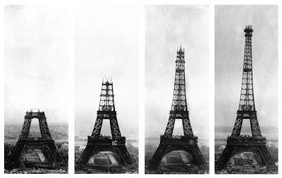 La Torre Eiffel. París. Que visitar en París. quien construyo la torre eiffel