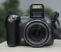 Jual Canon S3 IS Prosumer Bekas