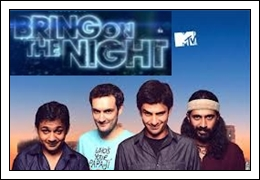 (20th-Oct-12) Bring on the Night