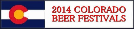 2014 Colorado Beer Festivals & Events