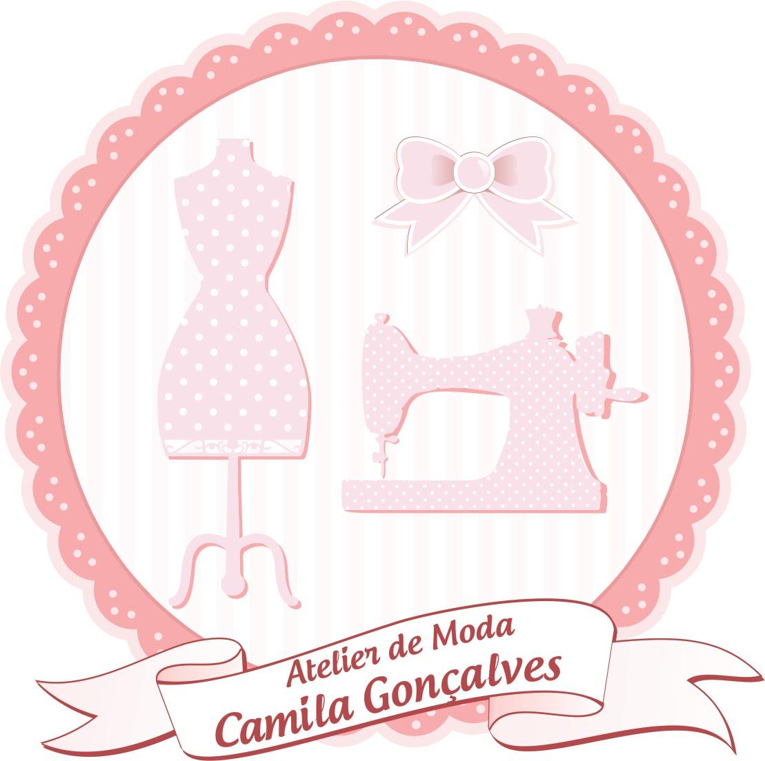 ATELIER DE MODA CAMILA GONÇALVES!