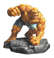 Thing (Marvel Comics) Character Review - Statue Product 1