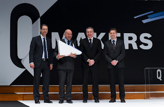 Il Gruppo Grimaldi fornitore logistico dell'anno
