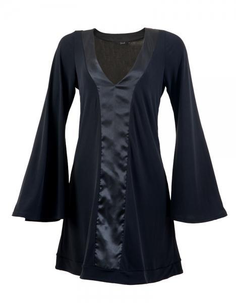 Vestido+Preta+Gil+Preto Plus Size fashion style a la PRETA GIL