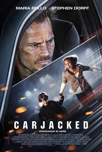 Secuestro Express [Carjacked] 2011 DVDR Menu Full Español Latino [ISO] NTSC Descargar