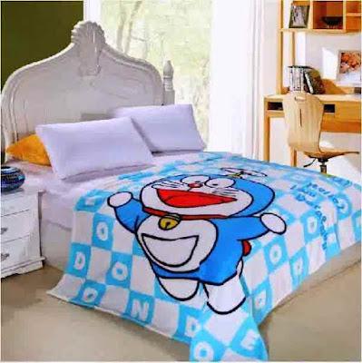 Inspirasi Desain Kamar Tidur Anak Doraemon