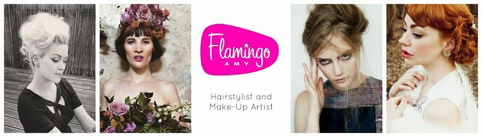 Flamingo Amy Hair Styling