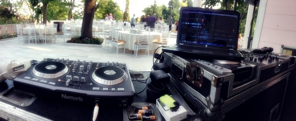 Emirgan Korusu Pembe Köşk / Kına DJ / DJ Serhat Serdaroğlu