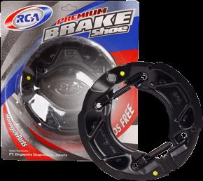 RCA Sparepart Motor Berkualitas