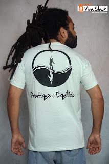 Graphic13 - Coleção Viva Slack - Slackline T-Shirts