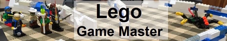 Lego Game Master